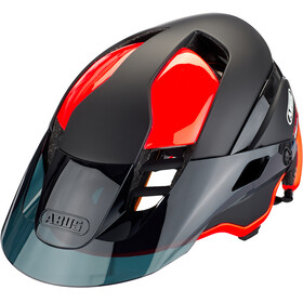 ABUS Montrailer ACE MIPS Casque VTT, shrimp orange